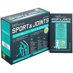 Elektrolity SPORT & JOINTS plus Glukozamina x 14 saszetek