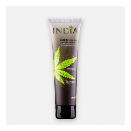 Krem do rąk ochronny 100ml - India Cosmetics