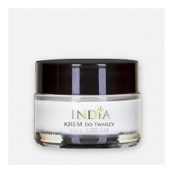 Krem do twarzy do każdego typu 50ml- India Cosmetics