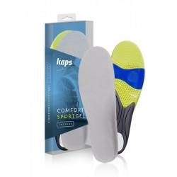 KAPS Wkładki do butów Comfort Sport Gel sportowe