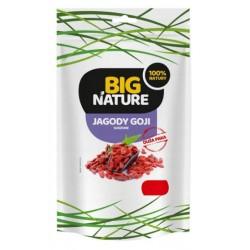 JAGODY GOJI SUSZONE BIG NATURE 250G
