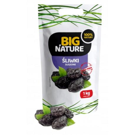 ŚLIWKI SUSZONE 1 kg BIG NATURE