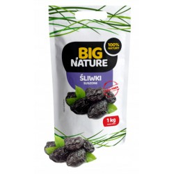 ŚLIWKI SUSZONE  200 g BIG NATURE