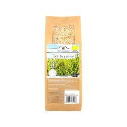 Ryż brązowy bezglutenowy BIO 500 g - Pięć Przemian