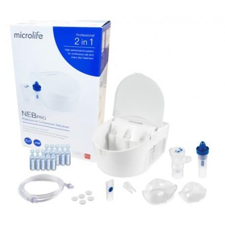 Inhalator tłokowy Microlife NEB PRO