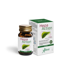 HEPA ACTION ADVANCED x 30 kaps. Aboca