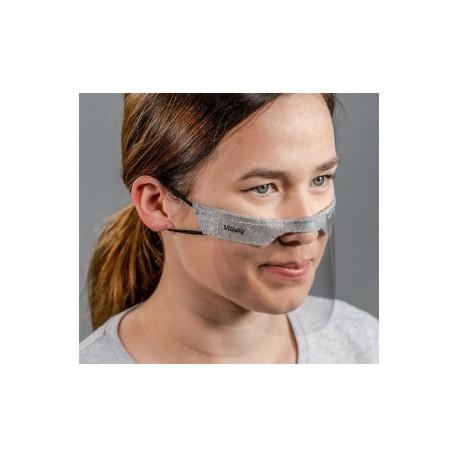 Vitberg Mini Shield mask / mini przyłbica zakrywająca usta i nos 2 szt. / CZAS OCZEKIWANIA 14 DNI /