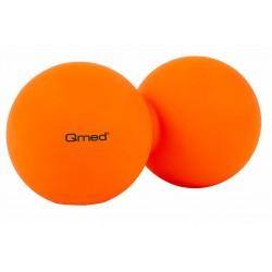 Qmed LACROSSE DUO BALL Podwójna piłka do masażu punktowego