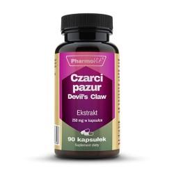 Pharmovit Czarci pazur 250 mg 90 kaps.