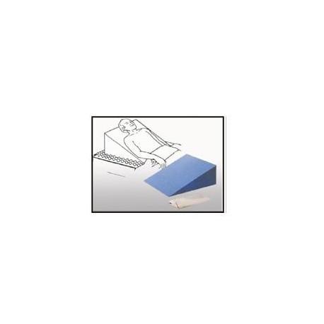 Poduszka klinowa 2-funkcyjna podwyższająca nogi lub podpierająca plecy REHAFUND
