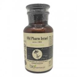 OLD PHARM ISRAEL wapń potas magnez cynk witamina D3 jeżówka 90g