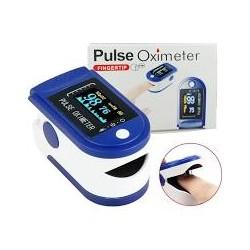 PULSOKSYMETR medyczny napalcowy PULSE OXIMETER