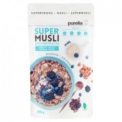 PURELLA SUPERFOODS Super Musli Koncentracja 200 g