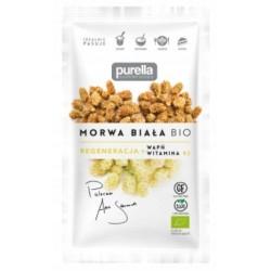 Purella Morwa biała suszona 45g Bio