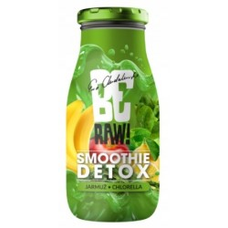 BeRaw SMOOTHIE DETOX JARMUŻ CHLORELLA 250ml.