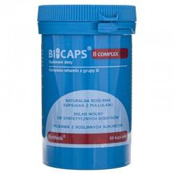 BICAPS B COMPLEX MAX X 60 kaps. FORMEDS