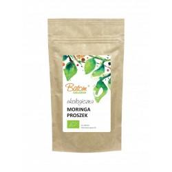 Moringa ekologiczna proszek 100g BATOM
