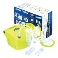 Inhalator FAMILINO pneumatyczno-tłokowy z dożywotnią gwarancją NOVAMA BY FLAEM
