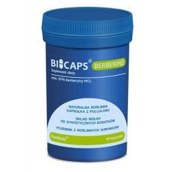 Bicaps Berberine Berberyna 60 kaps Formeds