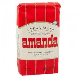 YERBA MATE Amanda Tradicional 1kg