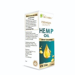 OLEJEK CBD 5% 250mg CBD 5ml INTENSON
