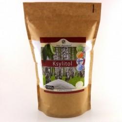 Ksylitol cukier brzozowy 1 kg  FIŃSKI Pięć Przemian